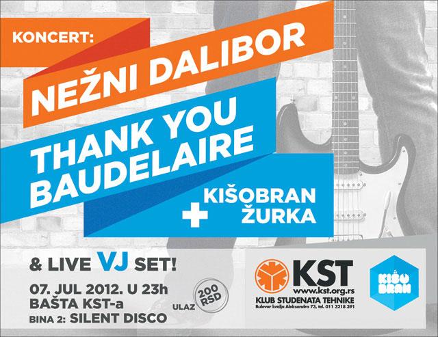 Kišobran @ KST, Beograd