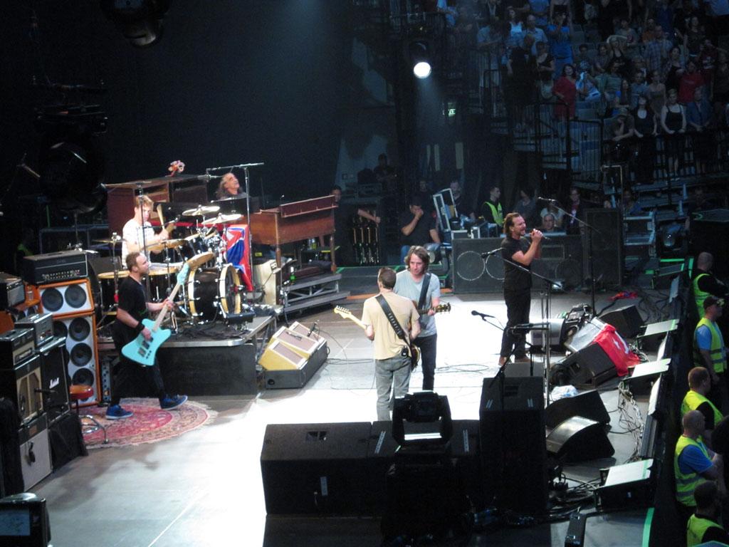 Pearl Jam @ O2 Arena, Prague