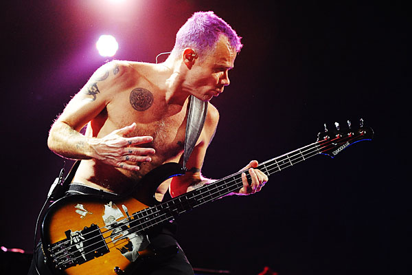 Red Hot Chilli Peppers - Flea