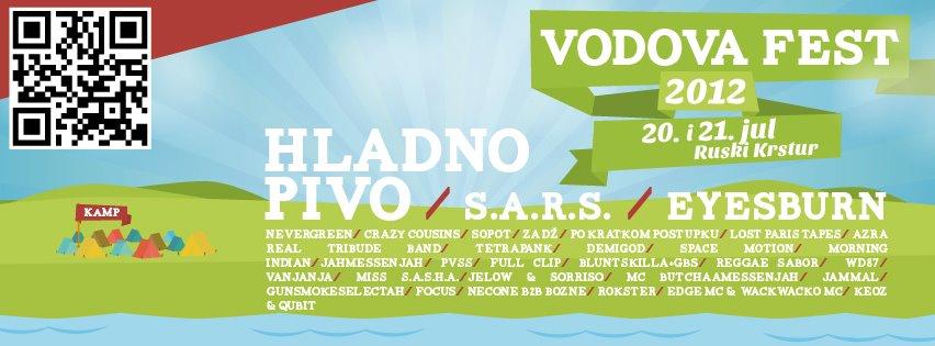 Vodova Fest 2012, Ruski Krstur