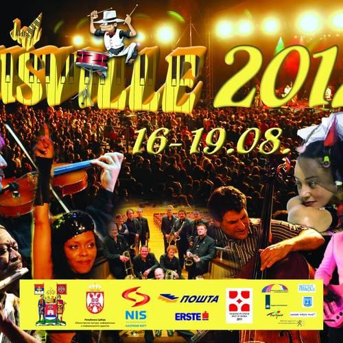 Nišville 2012 @ Niš