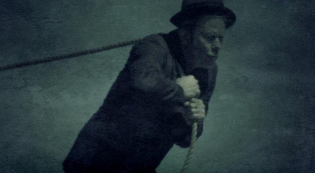 Tom Vejts (Tom Waits) - Hell Broke Luce