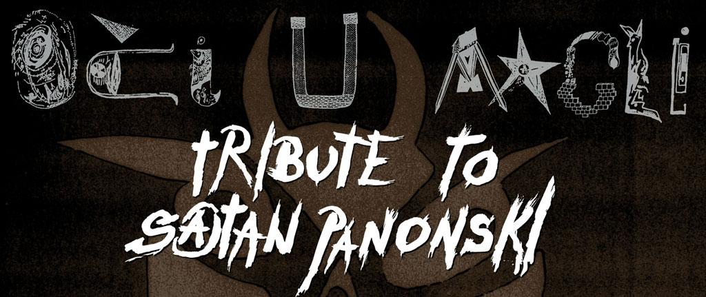 Tribute to Satan Panonski - Oči u magli
