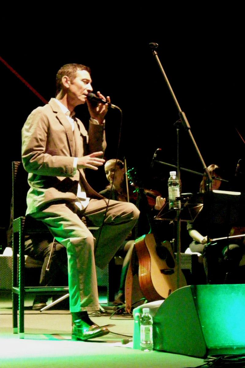 Massimo (unplugged) @ Playlife, Zagreb