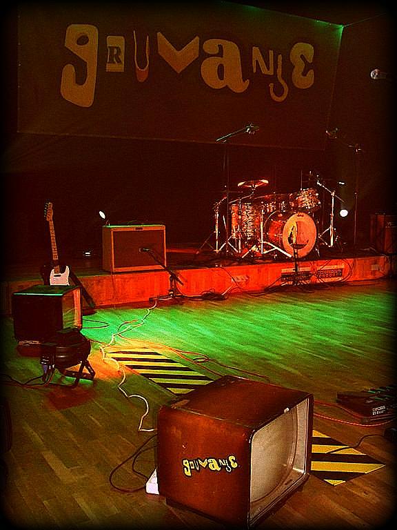 Gruvanje Live @ Studio M