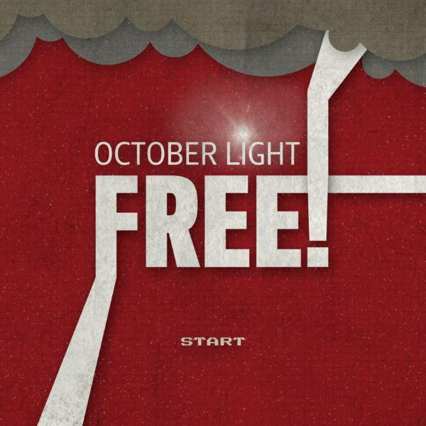 October Light - Free!