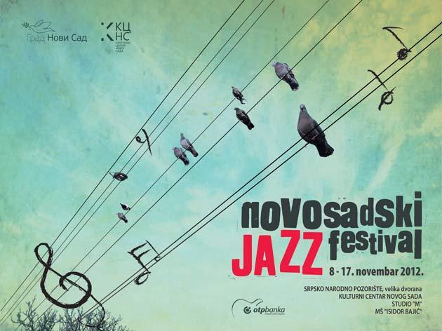 Novosadski Jazz Festival 2012 @ Novi Sad