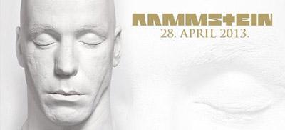 Rammstein @ Kombank Arena, Beograd