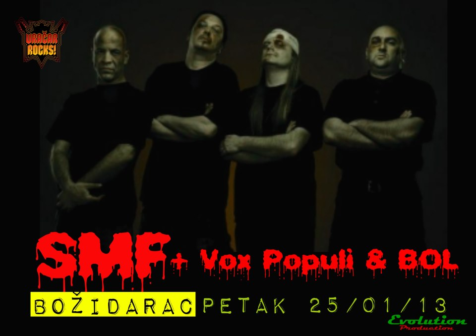 SMF @ Vračar Rocks!