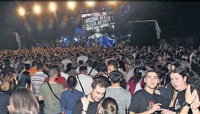 Arsenal Fest, Kragujevac