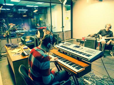 Milan Petrović Quartet - snimanje albuma