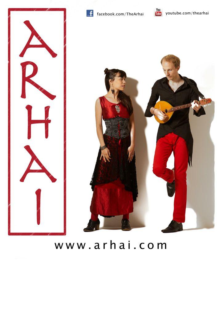Arhai - poster