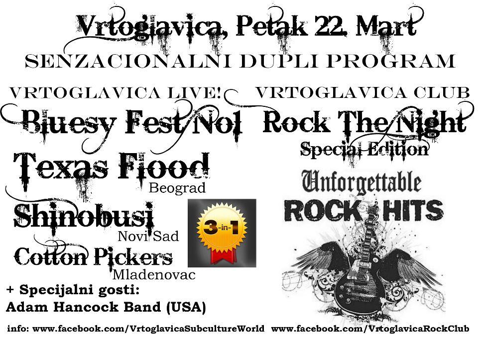Springtime Bluesy Fest @ Vrtoglavica, Beograd
