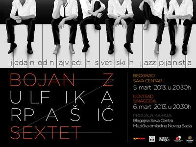 Bojan Z Sextet @ Beograd i Novi Sad