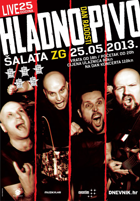 Hladno pivo @ Šalata, Zagreb