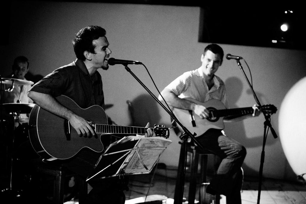 Akustični duo - Šine