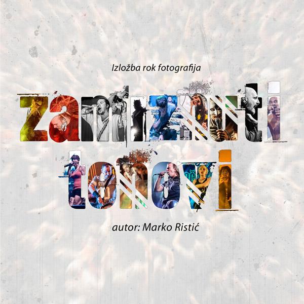 Zamrznuti tonovi - Marko Ristić
