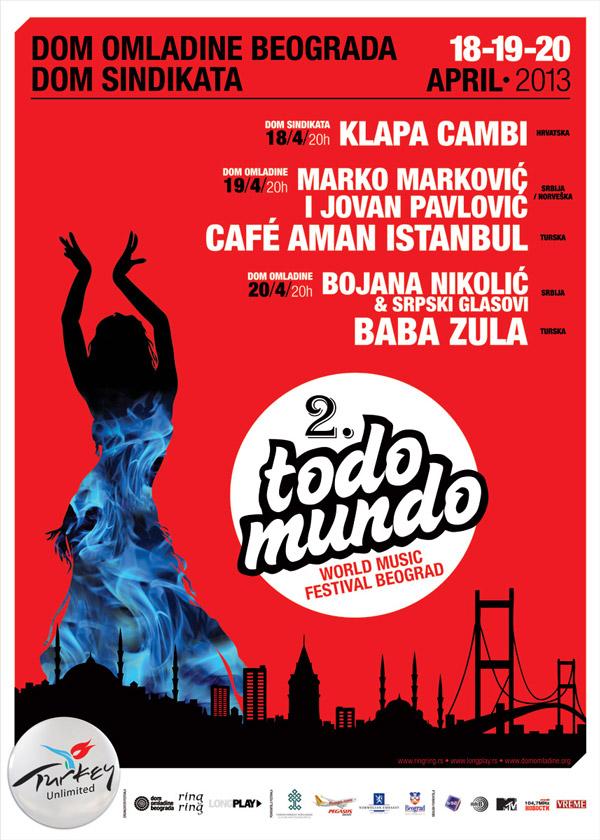 Todo Mundo Festival 2013