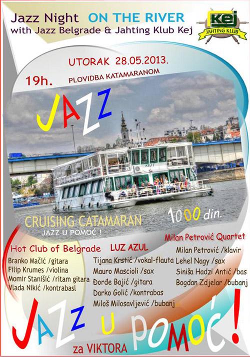 Jazz u pomoć za Viktora Revesa
