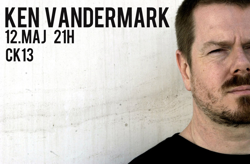 Ken Vandermark @ CK13, Novi Sad