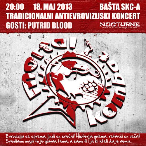 Mortal Kombat @ Bašta SKC-a, Beograd