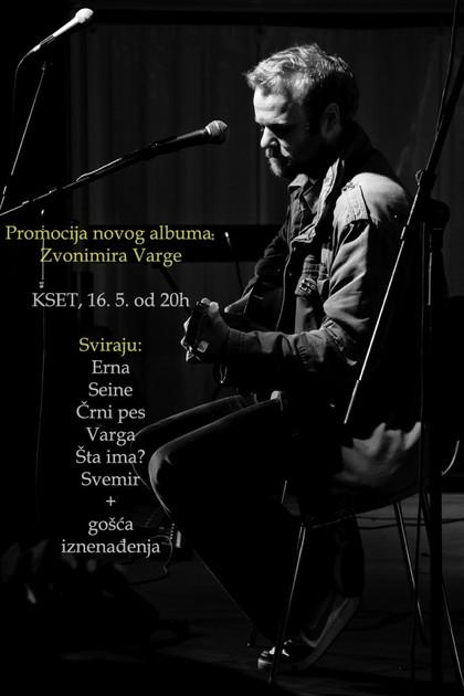 Zvonimir Varga @ KSET, Zagreb