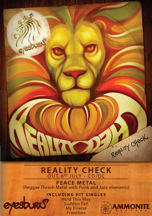 Eyesburn - Reality Check