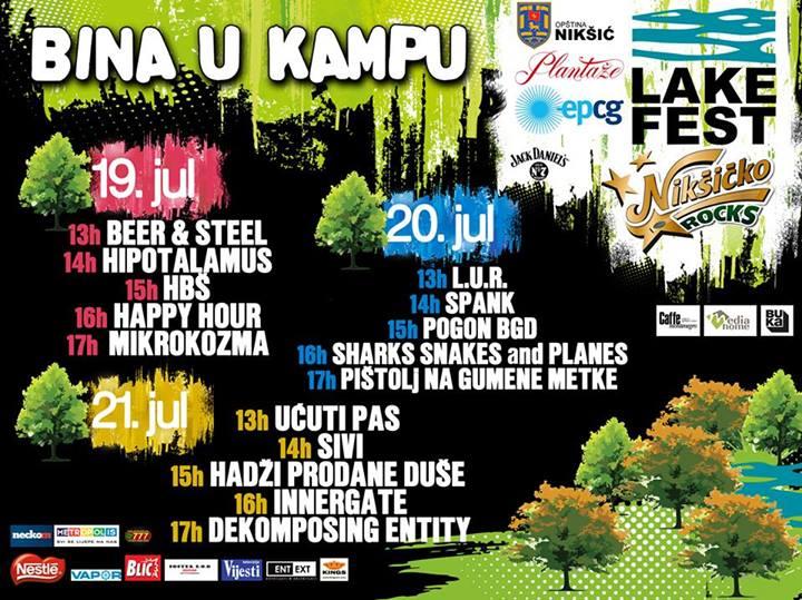 3. Lake Fest