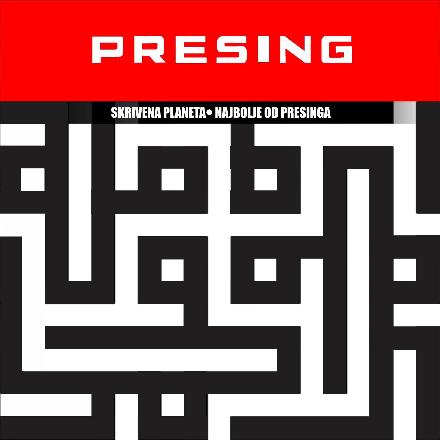 Presing - Skrivena planeta - najbolje od Presinga
