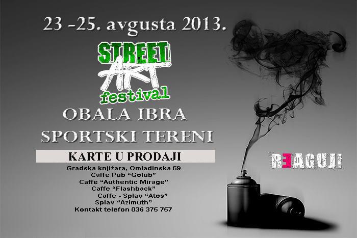 Street Art festival 2013