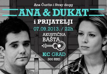 Ana Ćurčin & Dukat