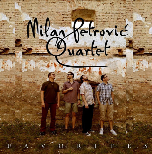 Predpremijera novog albuma Milan Petrović Quarteta