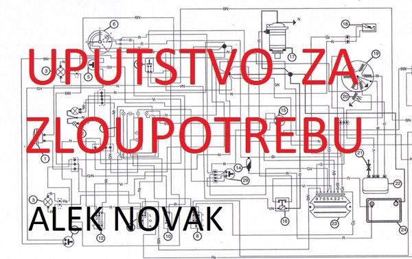 Alek Novak - Uputstvo za zloupotrebu