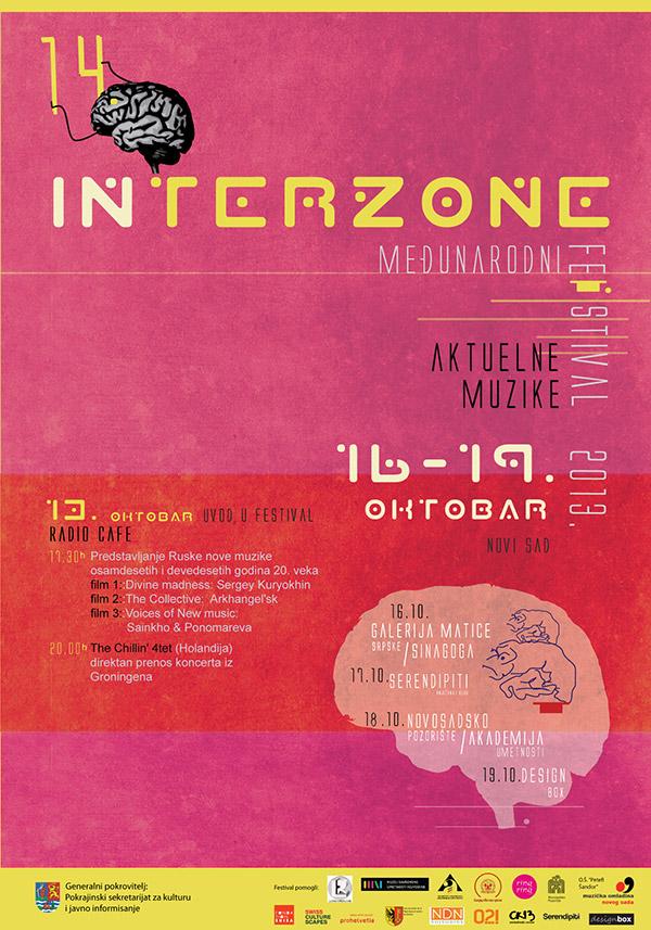 Interzone Festival 2013, Novi Sad