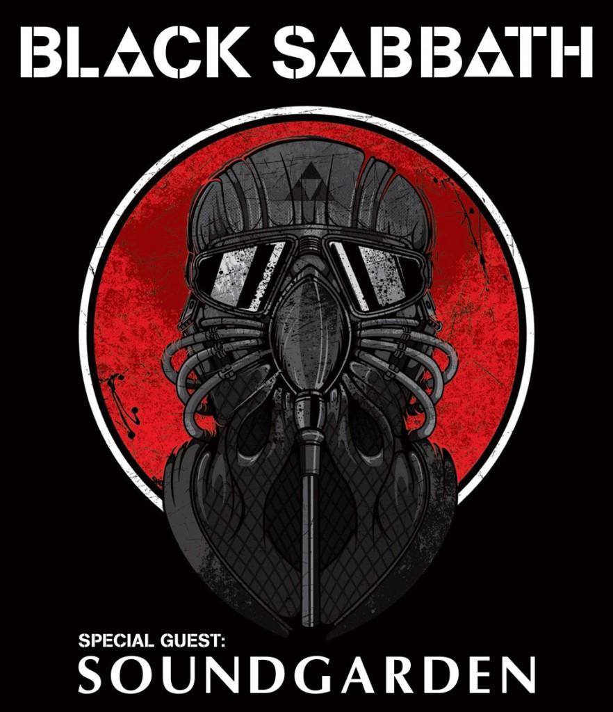 Black Sabbath - Special guest: Soundgarden