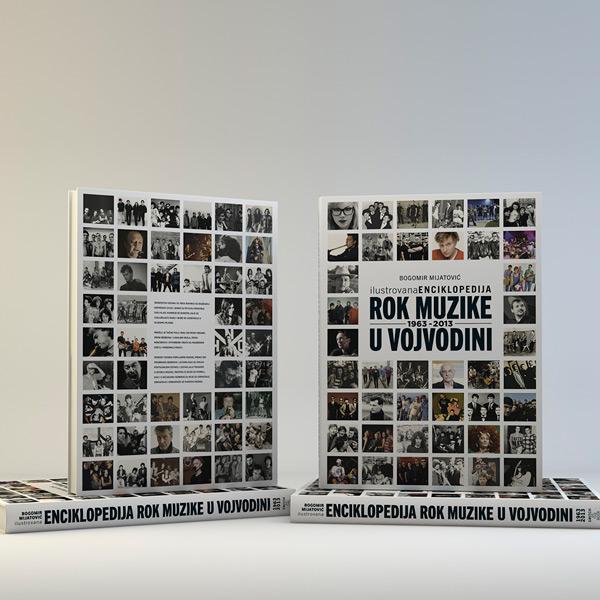 "Promocija knjige ""Ilustrovana enciklopedija rok muzike u Vojvodini 1963-2013"""