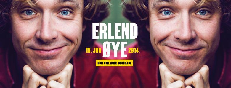Erlend Øye @ Dom omladine, Beograd