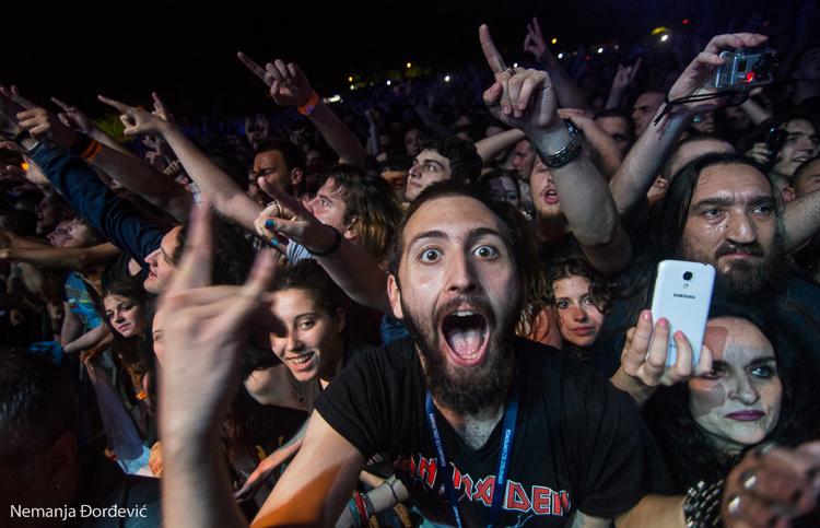 Iron Maiden @ Kalemegdan, Beograd