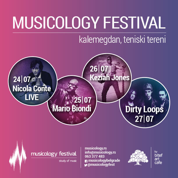 Musicology festival