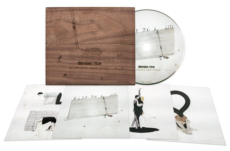 Album: Damien Rice - My Favourite Faded Fantasy