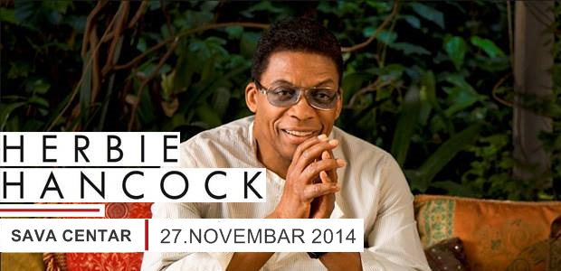 Herbie Hancock @ Sava centar, Beograd
