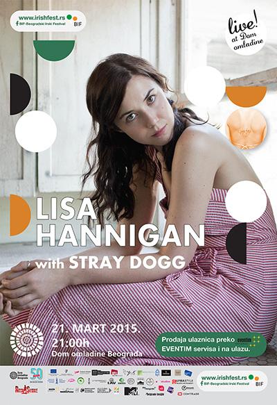 Lisa Hannigan & Stray Dogg @ Dom omladine, Beograd