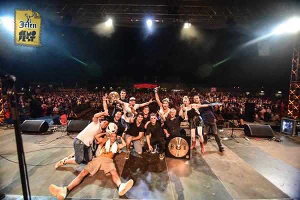 Nord iz Rijeke je pobednik Jelen Demofesta 2015!