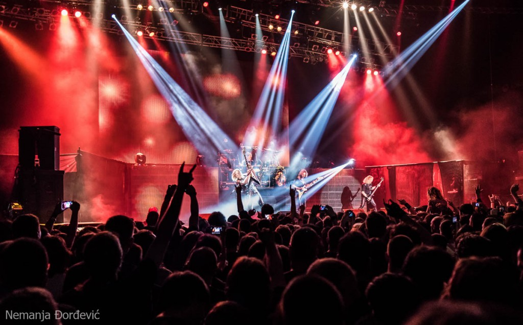 Belgrade Calling – Metal spektakl (Judas Priest & Helloween)