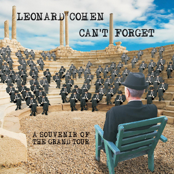 """Live"" album Leonarda Koena: Can't Forget: A Souvenir Of The Grand Tour"