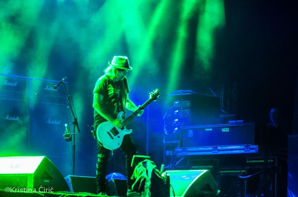 Motorhead @ Exit 2015, Novi Sad