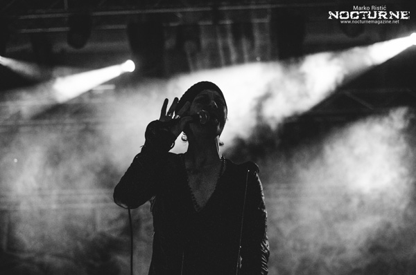 HIM @ Fezen Festival 2015