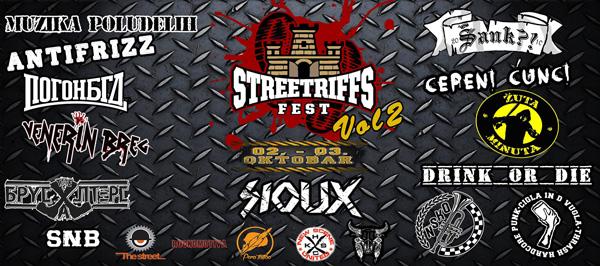 Streetriffs Fest vol. 2