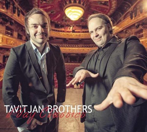 """U prodaji novi album – """"Tavitjan Brothers Play Classics"""""""