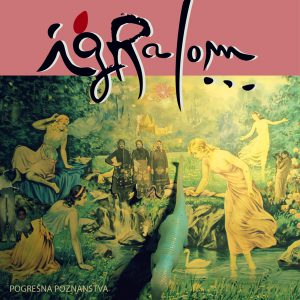 Igralom - Pogrešna poznanstva (Album Cover)